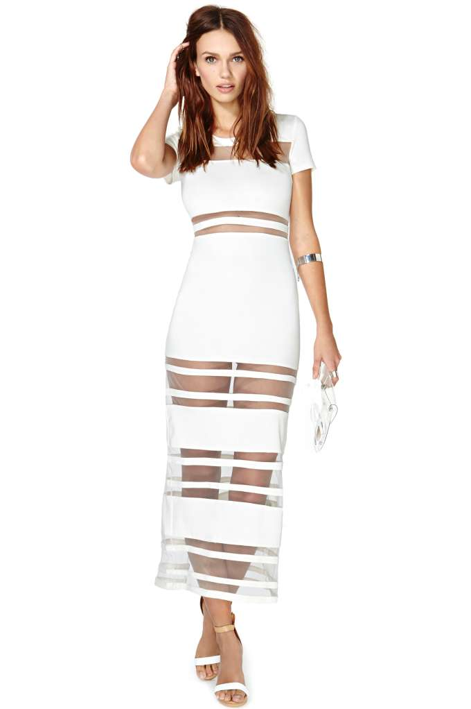Nasty Gal See The Light Maxi Dress | Shop What's New at Nasty Gal