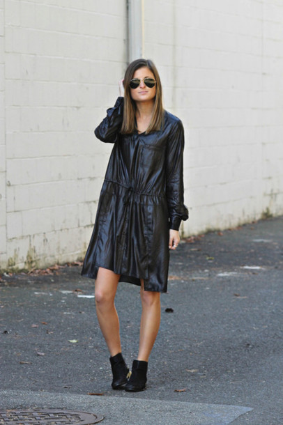 to be bright blogger dress coat shoes