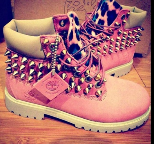 shoes timberlands boots studded shoes cute