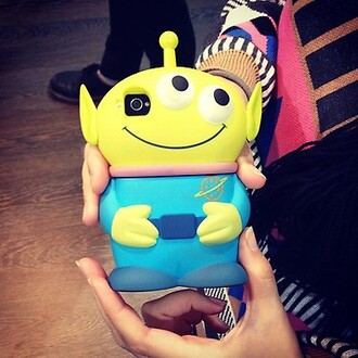 jewels toy story blue phone cover iphone case martian