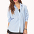 Boyfriend Pinstriped Dress Shirt | FOREVER21 - 2040496314