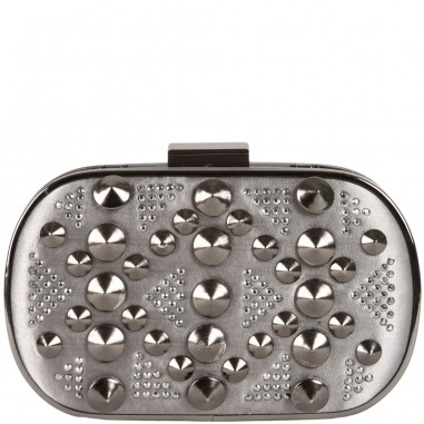 Serena Studded Clutch