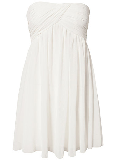 Ultimate Dress - Oneness - White - Party Dresses - Clothing - Women - Nelly.com