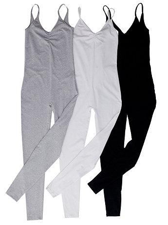 Cotton Spandex Jersey Unitard (3-Pack) | American Apparel