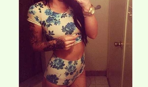 shorts top roses blue crop short seeve shorts matching blue roses high waisted