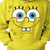 Smiling Hooded Sweatshirt by Spongebob SquarePants | Official Spongebob SquarePants Sweatshirt