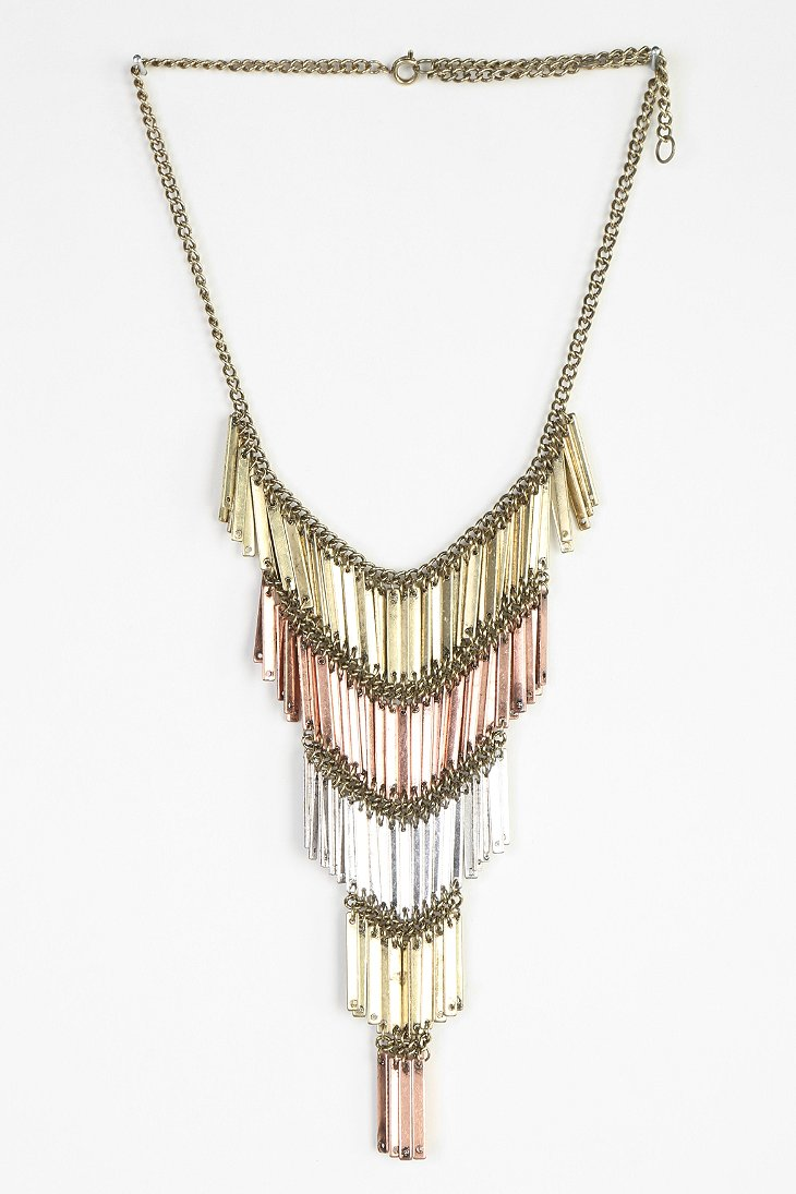 Rising Sun Necklace  - Urban Outfitters