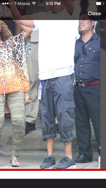 pants Jay Z