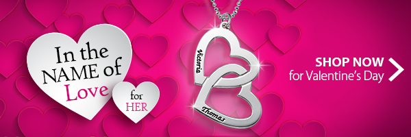 Name Necklace, Monogram Necklace, Personalized Necklaces | MyNameNecklace