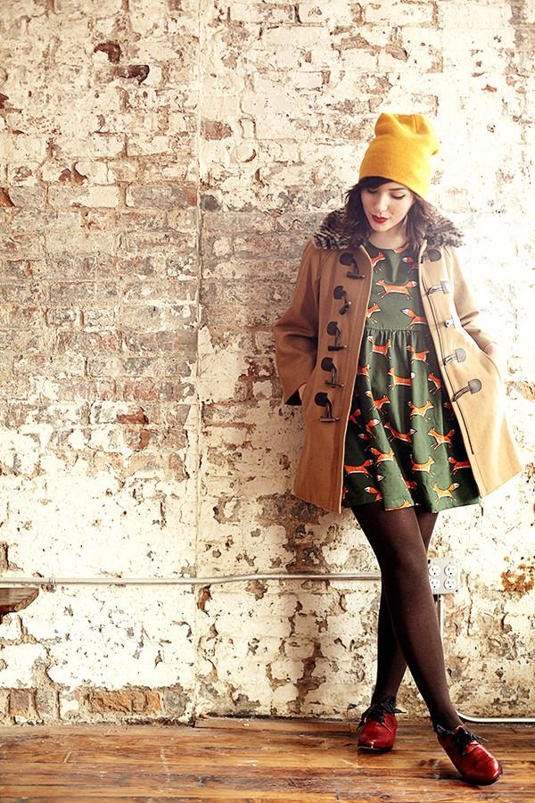 keiko lynn hat coat dress