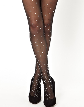 Wolford | Wolford Marchesa Sparkle Tights at ASOS