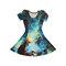 Galaxy-prinzessin naht kleid ~ wählen sie