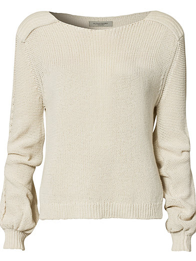 Drax Knit - Hunkydory - White - Jumpers & Cardigans - Clothing - Women - Nelly.com Uk