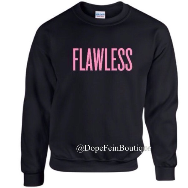sweater flawless beyonce sweatshirt