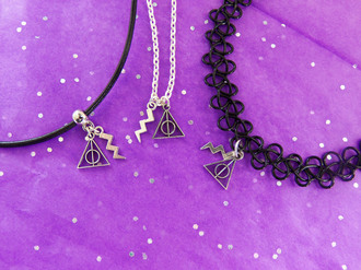 jewels bubblegum graffiti harry potter and the deathly hallows potterhead harry potter necklace harry potter jewelry triangle necklace lightening bolt necklace harry potter gifts teen gifts gifts for teens gift ideas easter gift potterhead jewelry potterhead necklace harry potter accessories potterhead accessories deathly hallow accessories tattoo choker metal chain necklace leather necklace leather choker charm choker charm necklace birthday gift best friend gift best friends gift girlfriend gift gifts for her phone cover