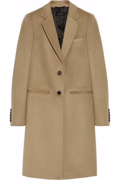 Joseph|Man wool and cashmere-blend coat|NET-A-PORTER.COM