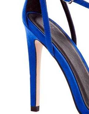 ASOS   ASOS HAMPSTEAD Heeled Sandals at ASOS
