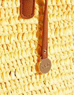 Nali | Nali Straw Bag at ASOS
