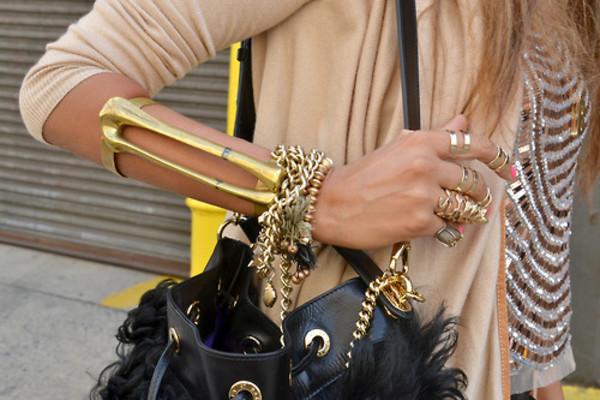 bag fur furry bag black fashion jewels underwear