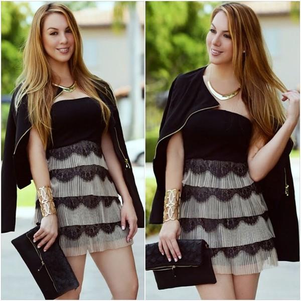 lace dress black strapless dress lace dress little black dress dress cocktail dress classic love shopping miami loveshoppingmiami