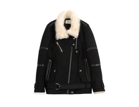 Dansty Coat - Wool Coat - Black - Jackets & Coats - Women - IRO