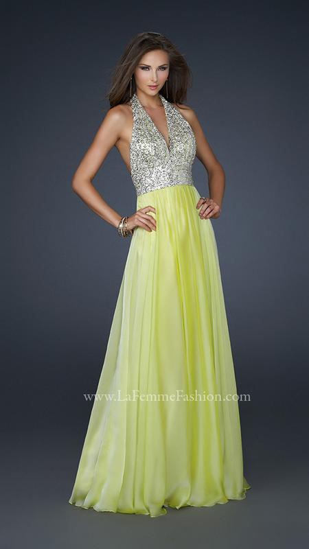 La Femme 17578 | La Femme Fashion 2014 -  La Femme Prom Dresses -  Dancing with the Stars