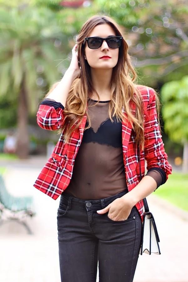 marilyn's closet blog jacket bag pants shoes blouse