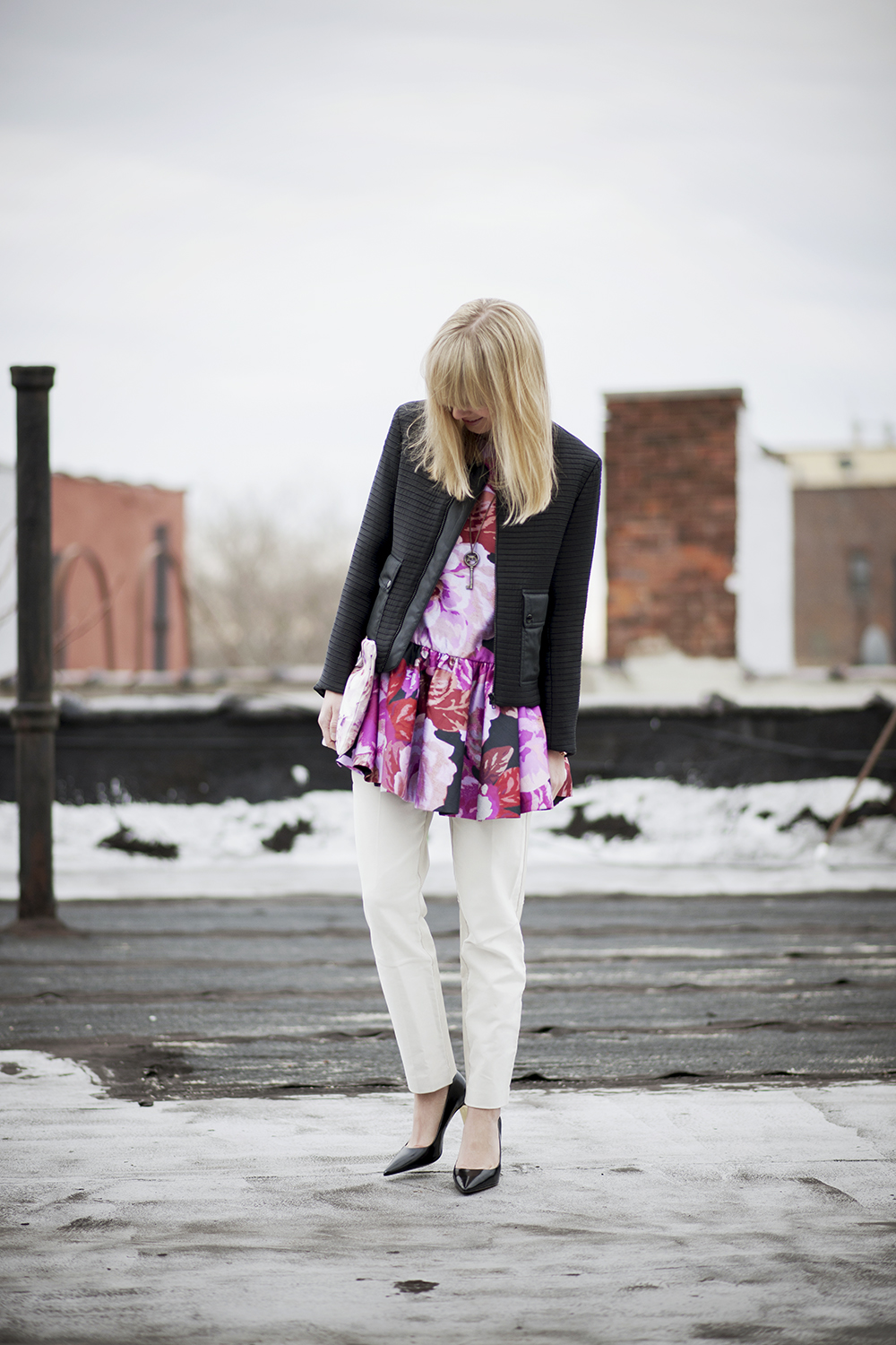 DRESS X PANTS | Just Another Fashion Blog