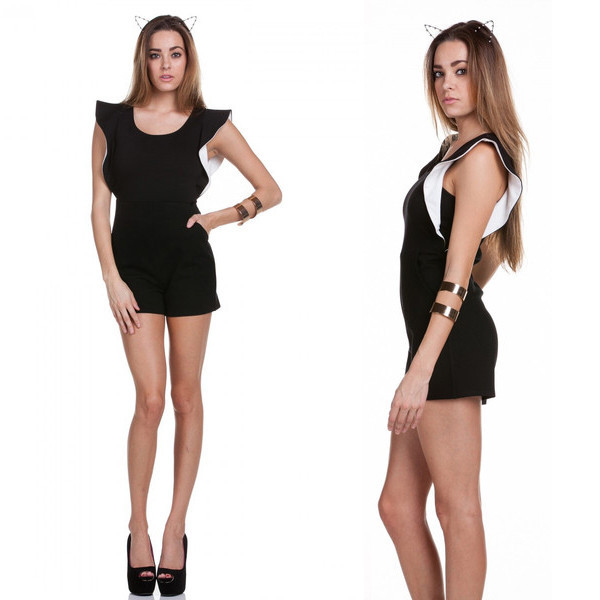 Devilish Romper | Vanity Row