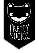 PrettySucks / Fox Sweatshirt: 35,00 EUR