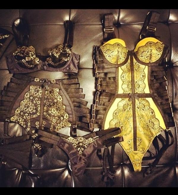 underwear corset