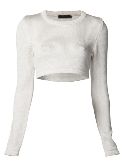 Calvin Klein Collection Knit Sweater -  - Farfetch.com