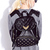 Batty Babe Faux Leather Backpack | FOREVER21 - 1040496579