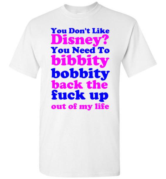 Top t-shirt, disney, disney princess, disneyland, disney world  II55