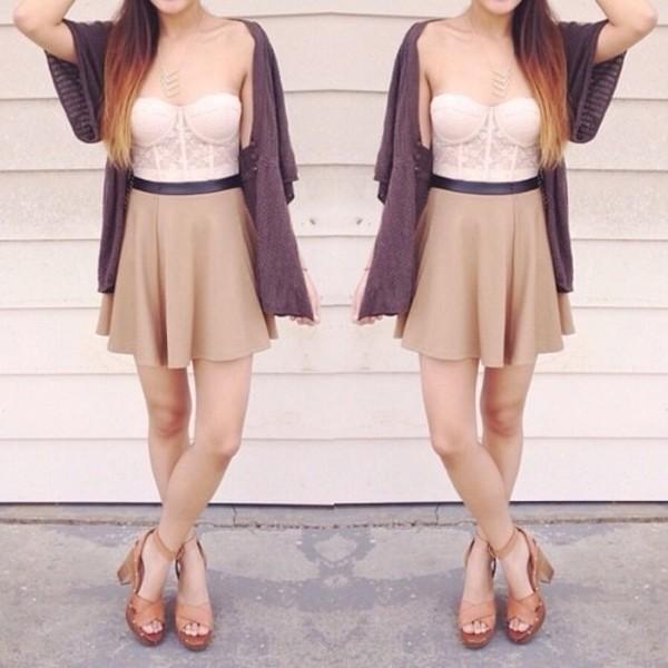 dress corset top