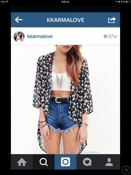 romper black with daisies