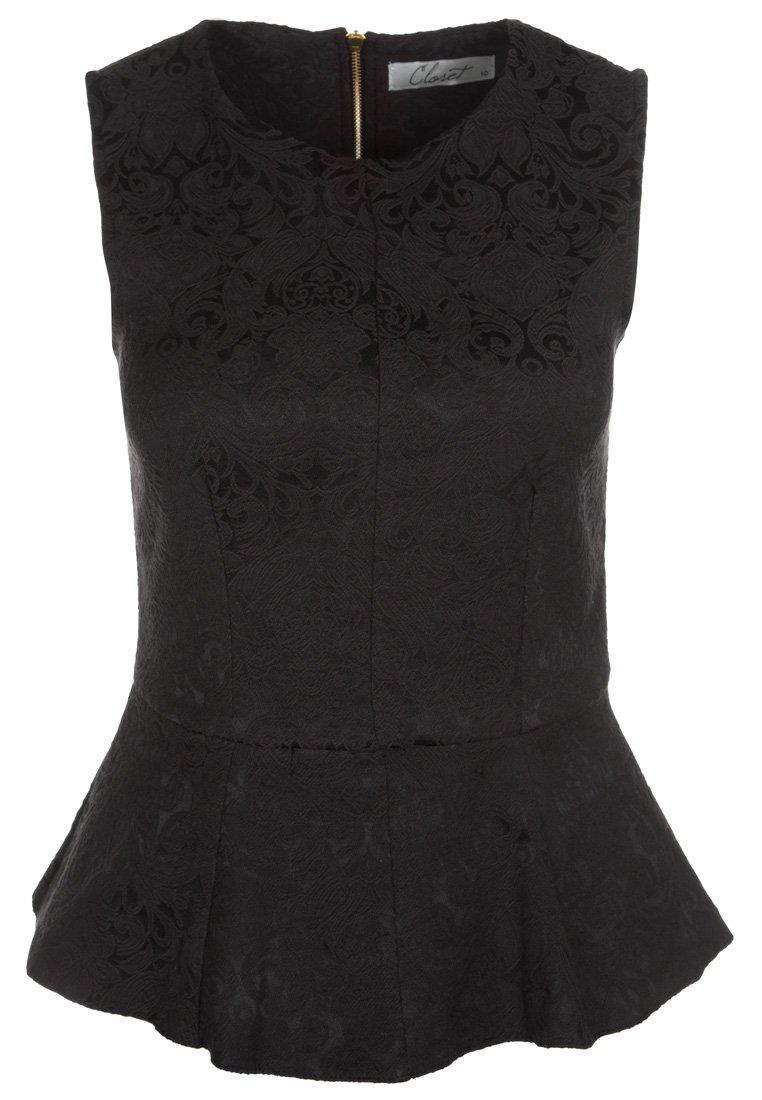 Closet Bluse - black - Zalando.de