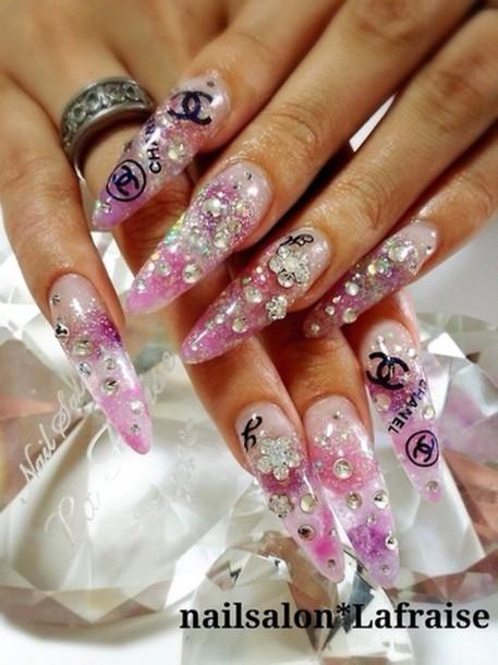 nail polish coco channel nails