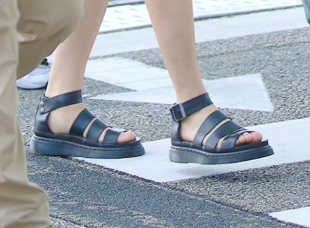 Shoes Jimin Bts Bts Jimin Bangtan Boys Korean Fashion Korean Celebrities Korean Style Mens Shoes Sandals Wheretoget