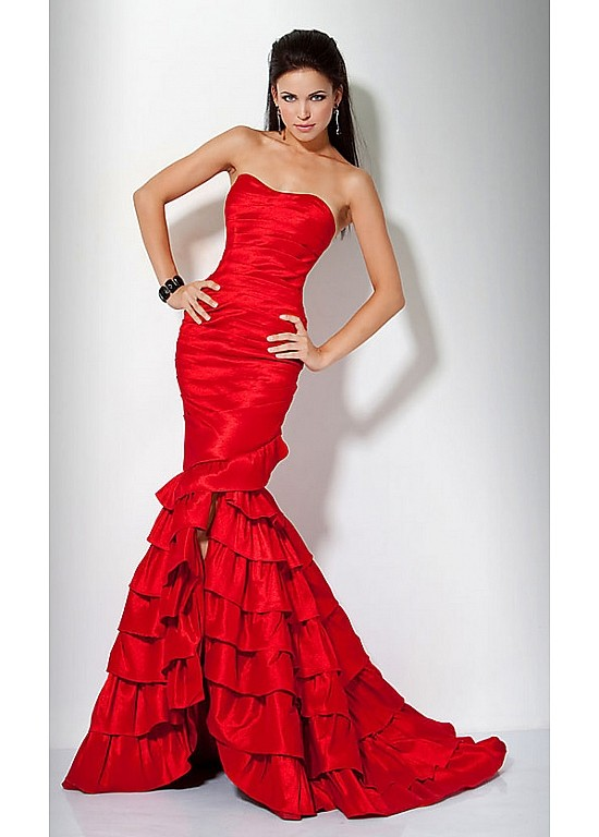 Elegant Prom Dress With First-Class Fabric In Fashion Design P2862 Celebrity Dress
