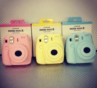 camera pastel technology photography grunge wishlist bag