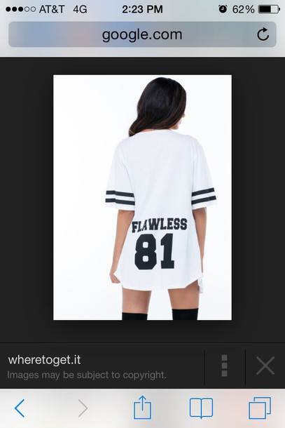 shirt flawless