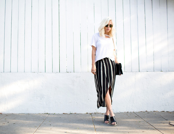 always judging jacket t-shirt skirt sunglasses bag