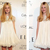 Organza Beaded Mesh Pleated Chiffon Dress$99