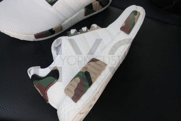 ilbtay Shoes: adidas, sneakers, adidas nmd, camouflage, trainers, adidas