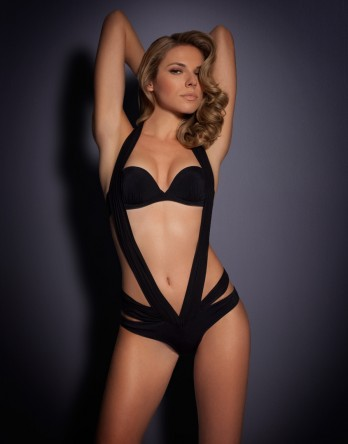 View All Swimwear by Agent Provocateur - Lyssandra Swimsuit