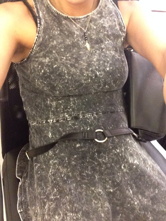 gris dress