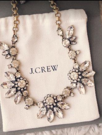 jewels flowers floral jewels floral jewel collier vintage cute jewel cute jewels girl girly swag