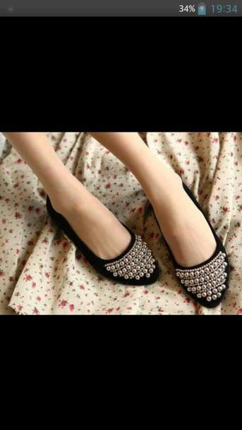 shoes clothes black
