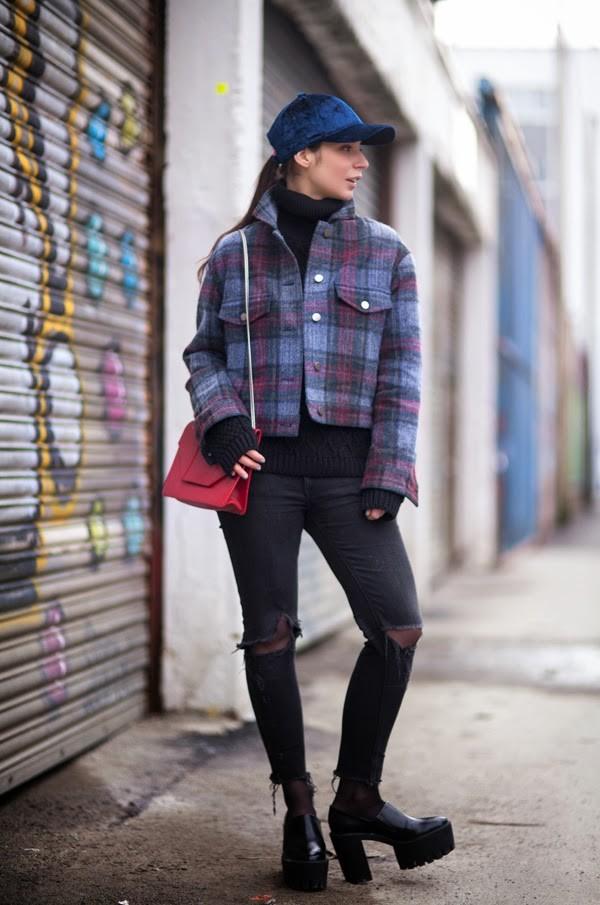 portablepackage jacket shoes sweater jeans bag